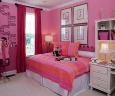 Bedrooms Teen Teenage Girl Rooms Bedroom Colors Girls Teen Cool