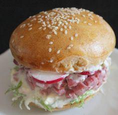 Il burger di Corrado