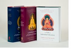 The three volumes of this extraordinary work present a complete map of the Tibetan Buddhist path from beginning to end, as taught by the Vidyadhara Chögyam Trungpa Rinpoche. It is based on the teachings presented at the annual three-month meditation and study retreats known as the Vajradhatu Seminaries, which he led every summer from 1973 to 1986. This remarkable material—which has never before been published—presents Trungpa Rinpoche's teaching.