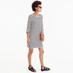 Striped T-shirt dress $78