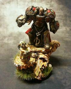 Brother Agapetos #warhammer #40k #minotaurs