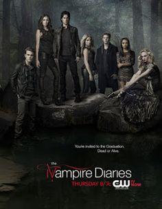 The Vampire Diaries (Diários de Um Vampiro) 6ª Temporada Completa - BluRay 720p DualAudio - Dublado - Torrent | Mega Filmes BluRay