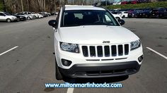 USED 2014 JEEP COMPASS FWD 4DR SPORT at Milton Martin Honda  #K3078