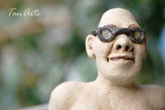 Vogeltränken - Vogeltränke/Auflaufform/Plätzchenschale - Harry - ein Designerstück von TonArts-Keramik bei DaWanda