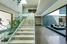 Casas Minimalistas y Modernas: Escalera Minimalista