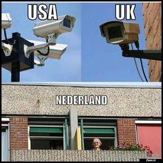 USA UK NEDERLAND