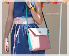 s/s collection 2013  and the livin's easy  paenia bag