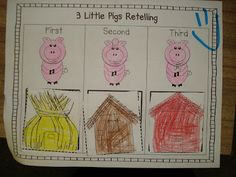 Mrs. Plant's Press: Three Little Pigs Fun and This Week's Workshops