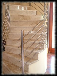 Épületmunkák - mészkő lépcső Stairs, Home Decor, Stairway, Decoration Home, Room Decor, Staircases, Home Interior Design, Ladders, Home Decoration