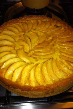 Banana Bread Recipes, Apple Recipes, Sweet Recipes, Baking Recipes, Dessert Recipes, Bake My Cake, Beignets, Oven Dishes, Quiche