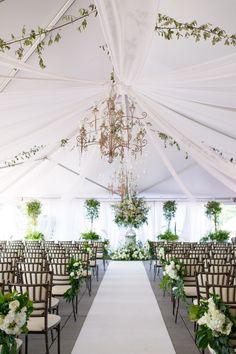 Capital City Club Brookhaven Wedding Ceremony