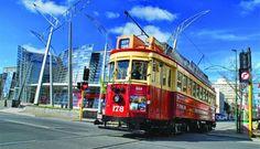 A guide to the Christchurch Tram