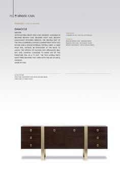 Storages   Armani/Casa