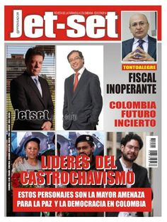 """@PPENSADOR: #NoVotoPorSantos CASTROCHAVISMO EN COLOMBIA @L a Fm @BluRadioCo @Alvaro Lecumberri Uribe @pablorobayov pic.twitter.com/9gWq5rYH5W"""