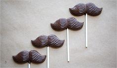 diy mustache kits