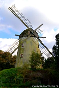 Verlassene Mühle| #Immerath | #LostPlace | #Urbexfotografie | www.lost-places-nrw.de
