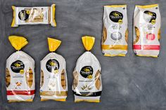 Tsatsakis Bakery Industry on Packaging of the World - Creative Package Design Gallery