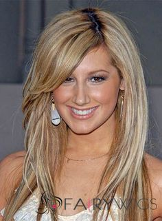 Maintenance is needed less for Ashley Tisdale hairstyles. Get more detail, pictures and tips about Ashley Tisdale hairstyles here! Long Layered Haircuts, Straight Hairstyles, Layered Hairstyles, Blonde Hairstyles, Wedding Hairstyles, Feathered Hairstyles, Popular Hairstyles, Latest Hairstyles, Hairstyles Haircuts