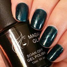 Madam Glam - Glittery Emerald