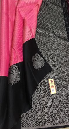 Silk Sarees With Price, Pure Silk Sarees, Half Saree Designs, Saree Blouse Designs, Kundan Set, Sharara Suit, Wedding Silk Saree, Latest Sarees, Handloom Saree