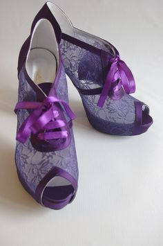 11 Best Purple Bridal Shoes images  eaa25af8d139
