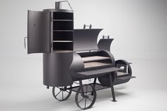 Yoder Smokers | Competition Grade BBQ Grills And Smokers