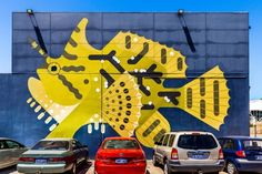 We love how Australia's street art scene is expanding, and the map from Streets of Perth is awesome!