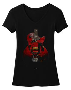 Tribut - Rock Secrets V-Neck (Women). Joe Bonamassa 1ca44fdf0