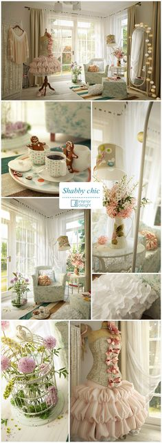 """Images from """"Creative retreat"""" project by interiordelight. Design Projects, Shabby Chic, Collage, Table Decorations, Interior Design, Creative, Furniture, Home Decor, Nest Design"""