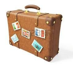 valijas vintage dibujo - Buscar con Google