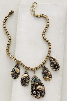 Beetlewing Necklace - anthropologie.com
