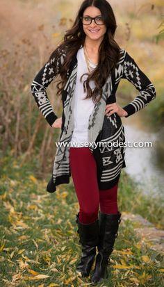 www.sexymodest.com  #fall #fashion #design #fashionblog #tribal #love #model #sweater #nordstrom  #beautiful #pretty  Follow us on Instagram @modestshoppin