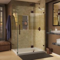 Fresh Basement Shower Units