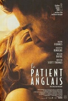 The English Patient Movie Poster (11 x 17)