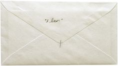 """""""Because sending a letter is the next best thing to showing up personally at someone's door. Ink from your pen touche..."""