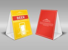 15 best table tents images on pinterest table tents tent design