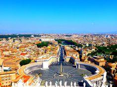 Roma_Vaticano_Viajando bem e barato