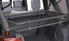 Olympic 4X4 Products Mountaineer Rack for 07-13 Jeep® Wrangler Unlimited JK 4 Door