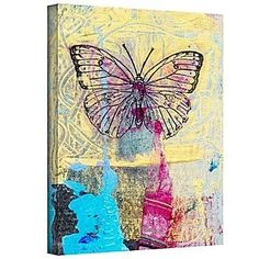 Elena Ray's Gallery-Wrapped Canvas