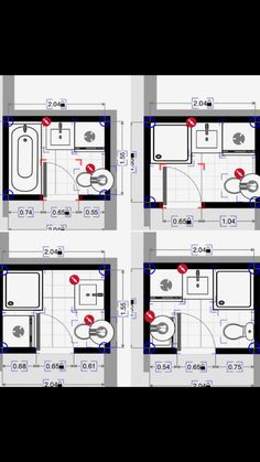 Transforming Small Bathrooms In Just 6 Easy Steps Small bathroom plans - Tiny Bathroom Plans Small Bathroom Floor Plans, Bathroom Layout Plans, Small Bathroom Layout, Laundry In Bathroom, Modern Bathroom Design, Bathroom Interior Design, Small Bathrooms, Bathroom Ideas, Bathroom Designs