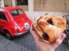 Ricette Street food italia - Sfogliatella alla marmellata