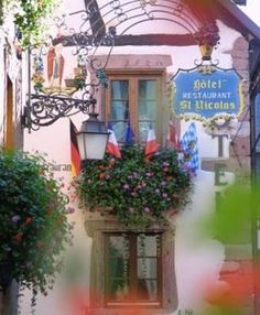 France | HOTEL SAINT-NICOLAS RIQUEWIHR : Hotels Riquewihr