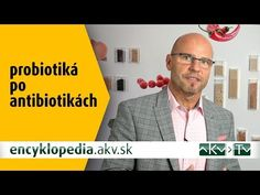 Probiotiká po antibiotikách - áno alebo nie? - YouTube Youtube, Youtube Movies