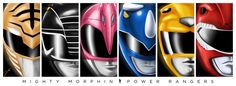 Love this fan art made by WeaponXIX Power Rangers 1995, Power Rangers Comic, Power Rangers Toys, Go Go Power Rangers, Power Rangers Pictures, Vr Troopers, Power Rengers, Power Ranger Party, Green Ranger