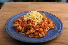 Creole Pasta - Bigby's Café and Restaurant Cagayan de Oro