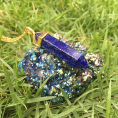 Wondering what the gorgeous blue lapis lazuli stone in your favorite necklace symbolizes? Lapis Lazuli is a beautiful stone that bring self-awareness, enlightenment, and open the mind to all astral possibilities