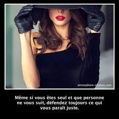 Même si vous êtes seul  Trouvez encore plus de citations et de dictons sur: http://www.atmosphere-citation.com/sagesse/femme-amour-sensuelle.html?