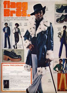 The Ridiculously Funny Fashion Of The 1970's