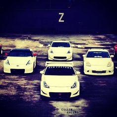 white Zs