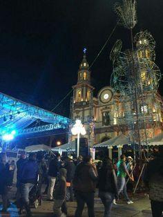 Fiestas de Marzo en San José de Gracia Michocan